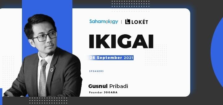 IKIGAI - Sahamology
