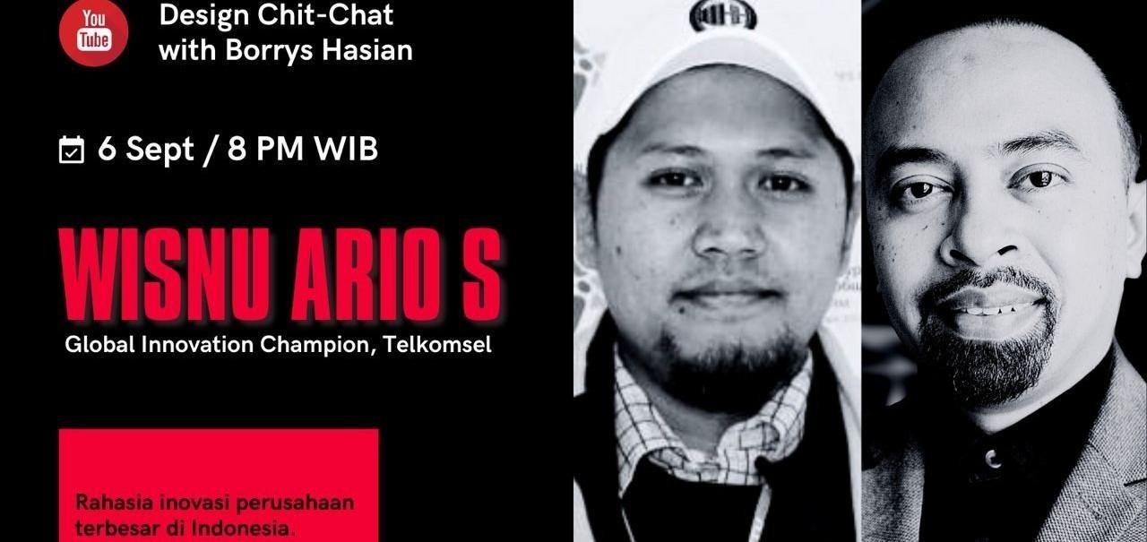 Rahasia inovasi perusahaan terbesar di Indonesia ( Borrys Hasian x Wisnu Ario )