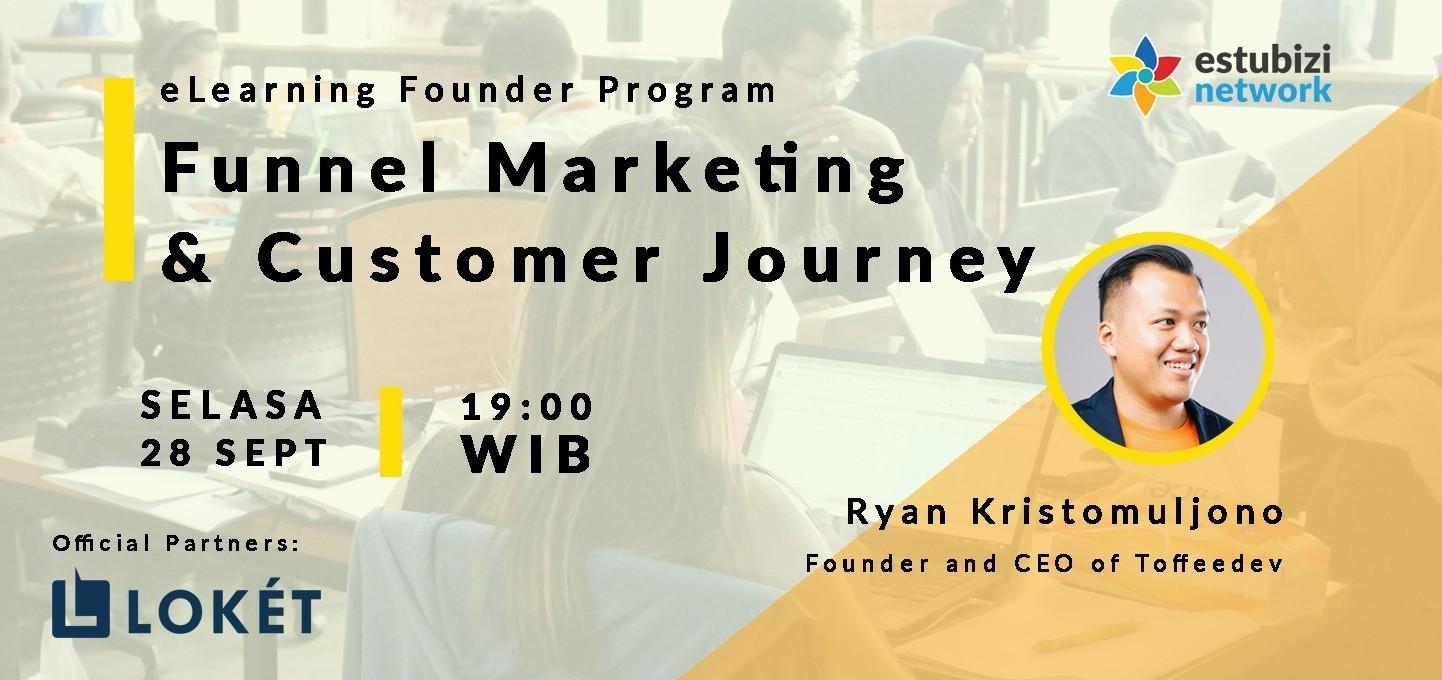 Founder Program: Funnel Marketing & Customer Journey
