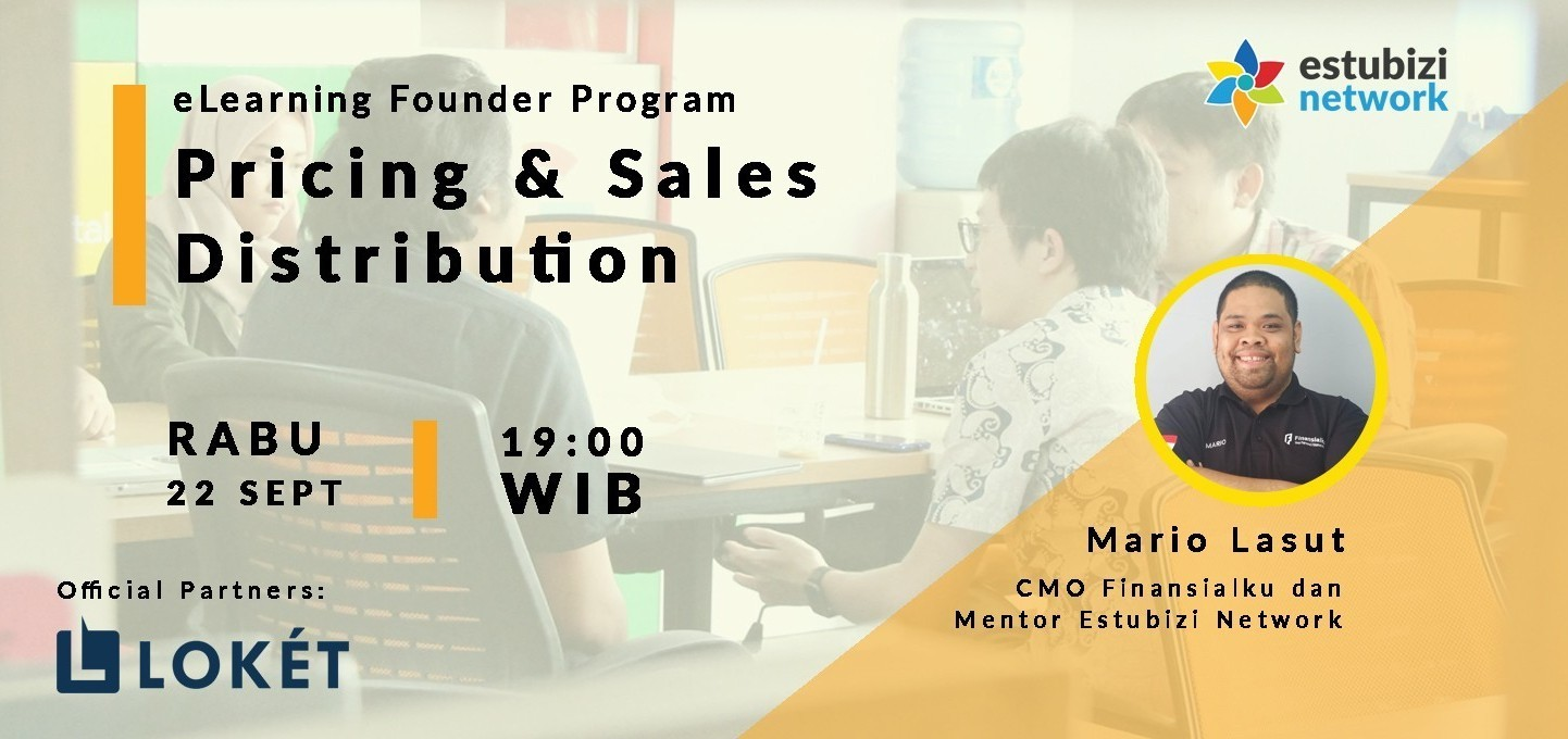 Founder Program: Pricing & Sales Distribution