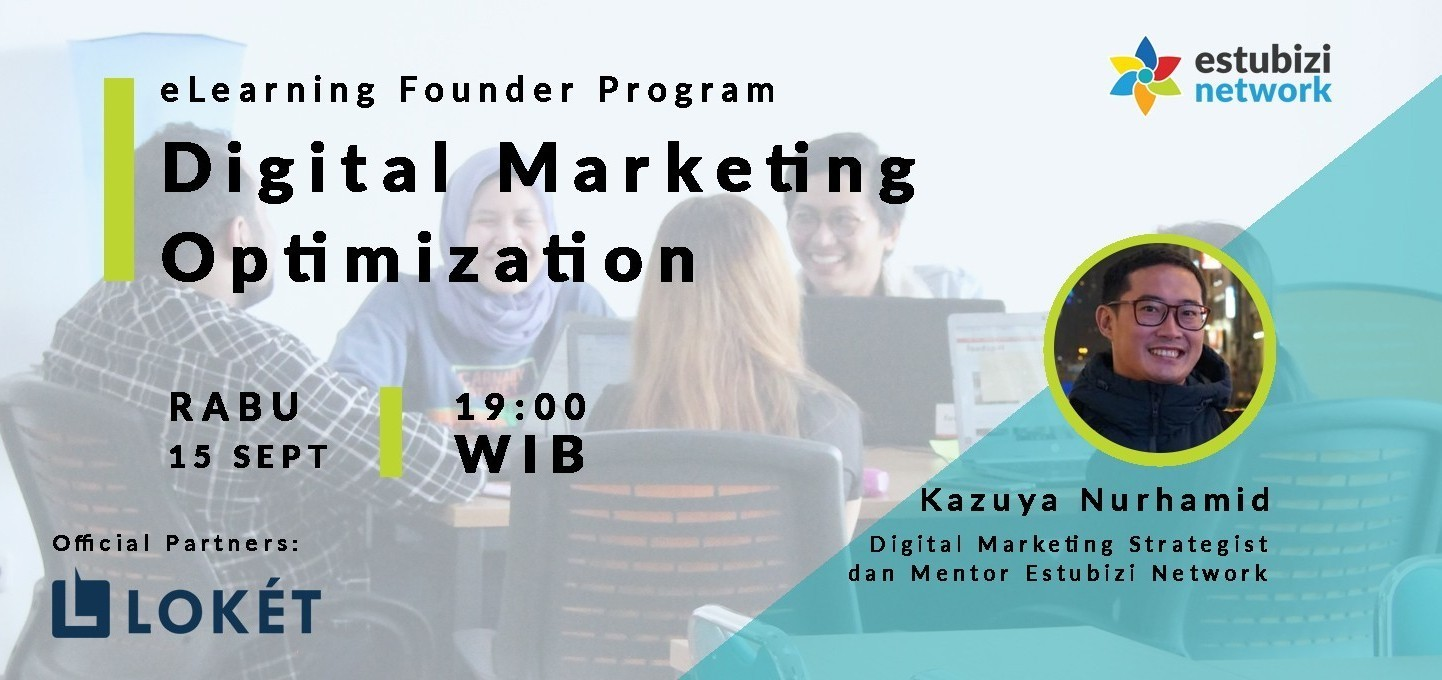 Founder Program: Digital Marketing Optimization