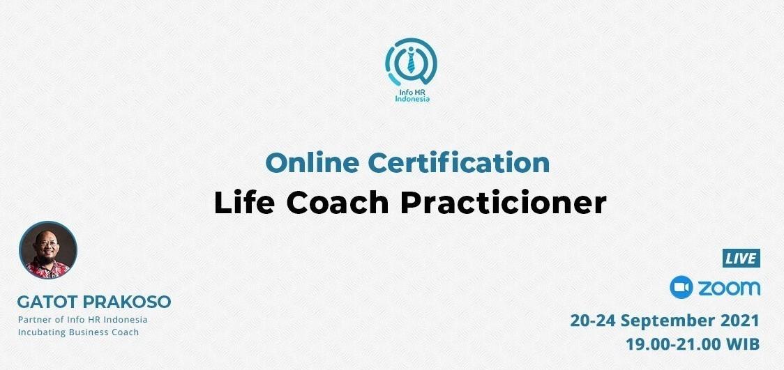 Life Coach Practicioner
