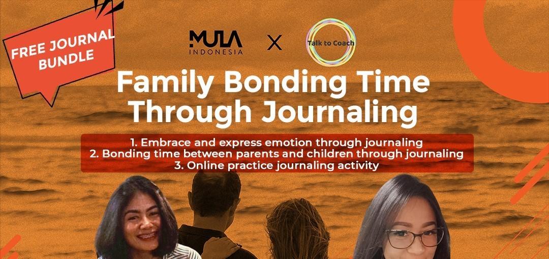 Family Bonding Time Through Journaling