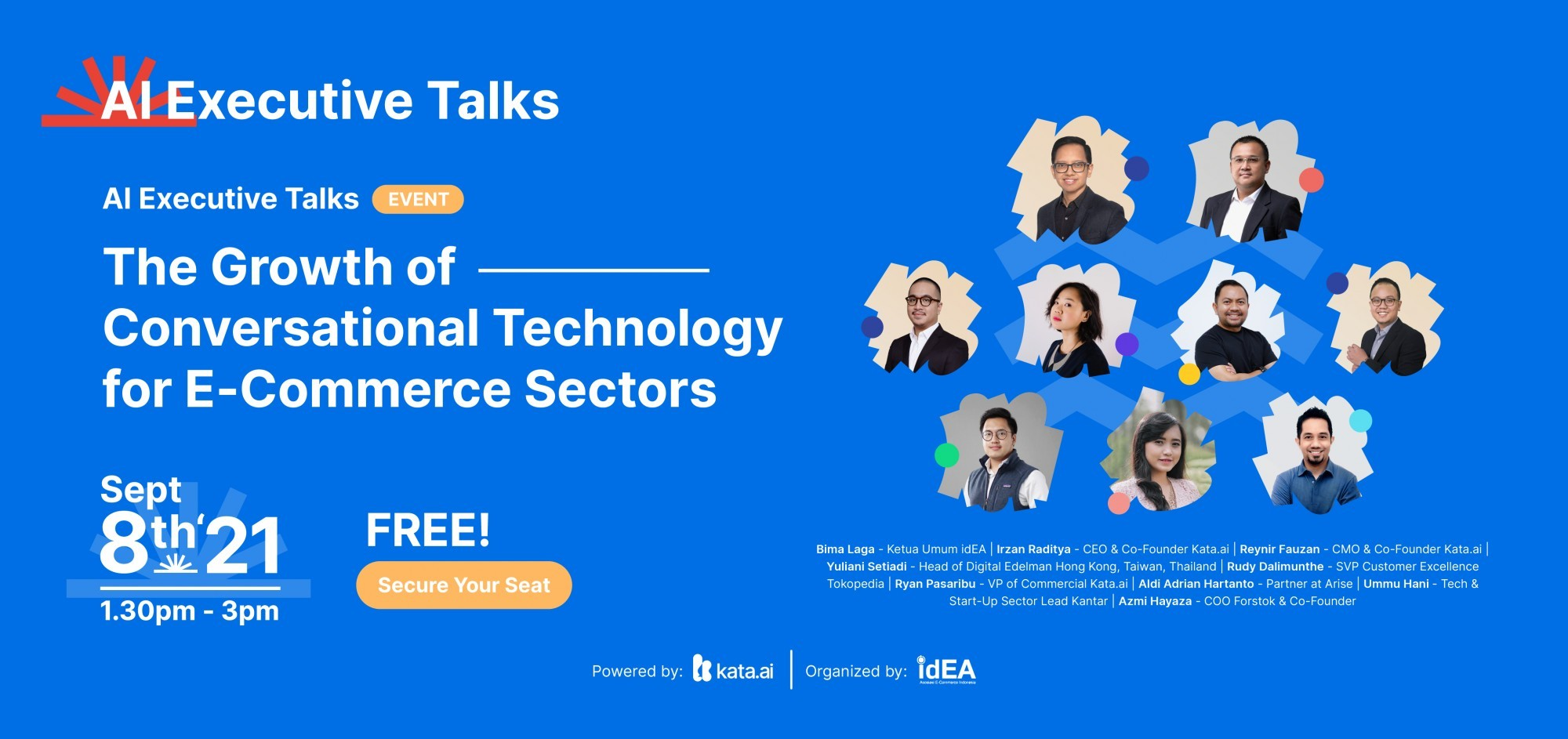 AI Executive Talks: The Growth of Conversational Technology for E-Commerce Sectors