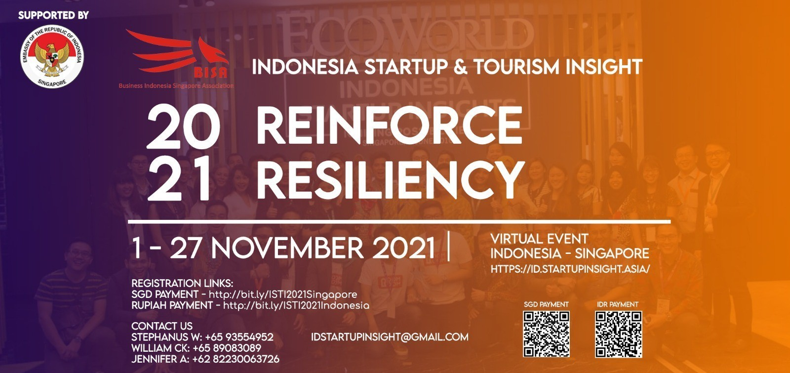 Indonesia Startup & Tourism Insight 2021