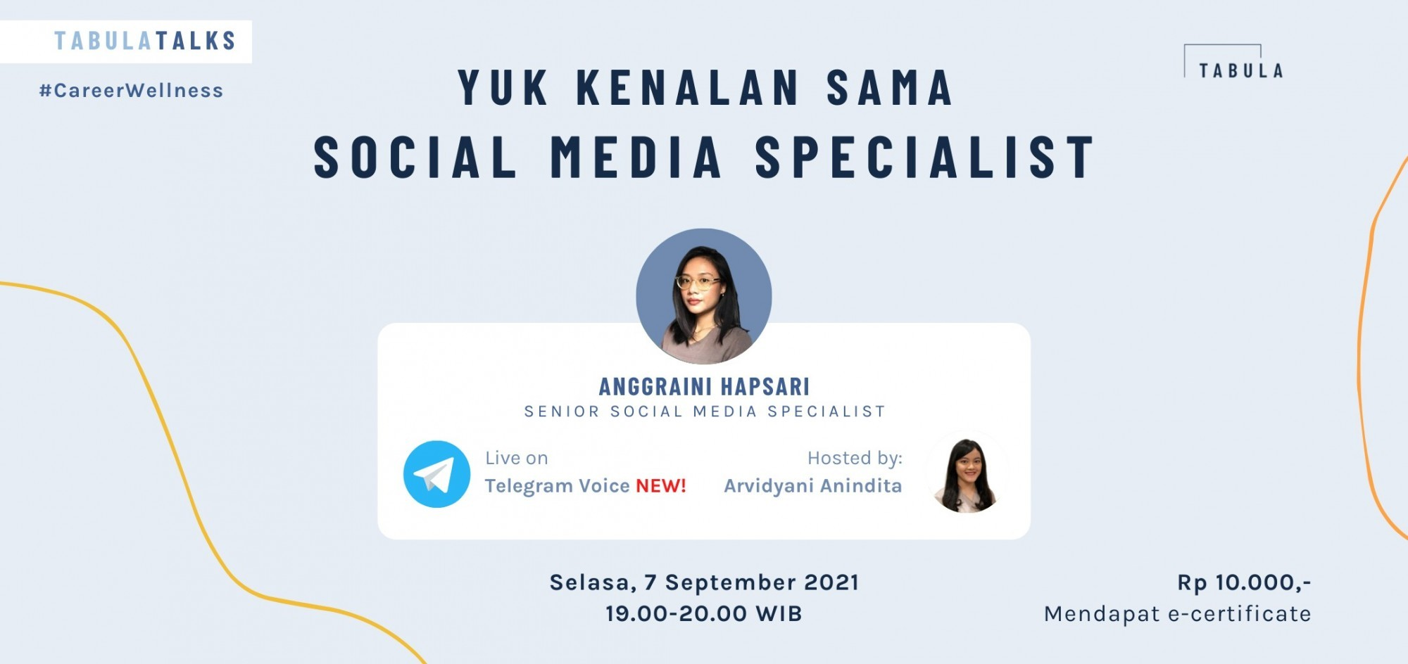 Yuk Kenalan Sama Social Media Specialist