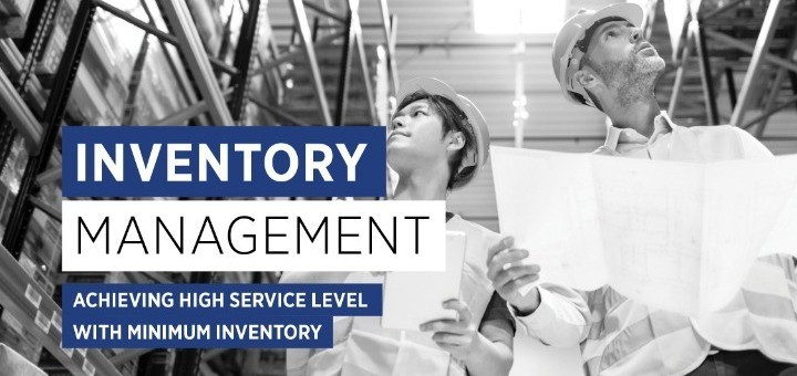 ONLINE TRAINING INVENTORY MANAGEMENT BY PQM CONSULTANTS