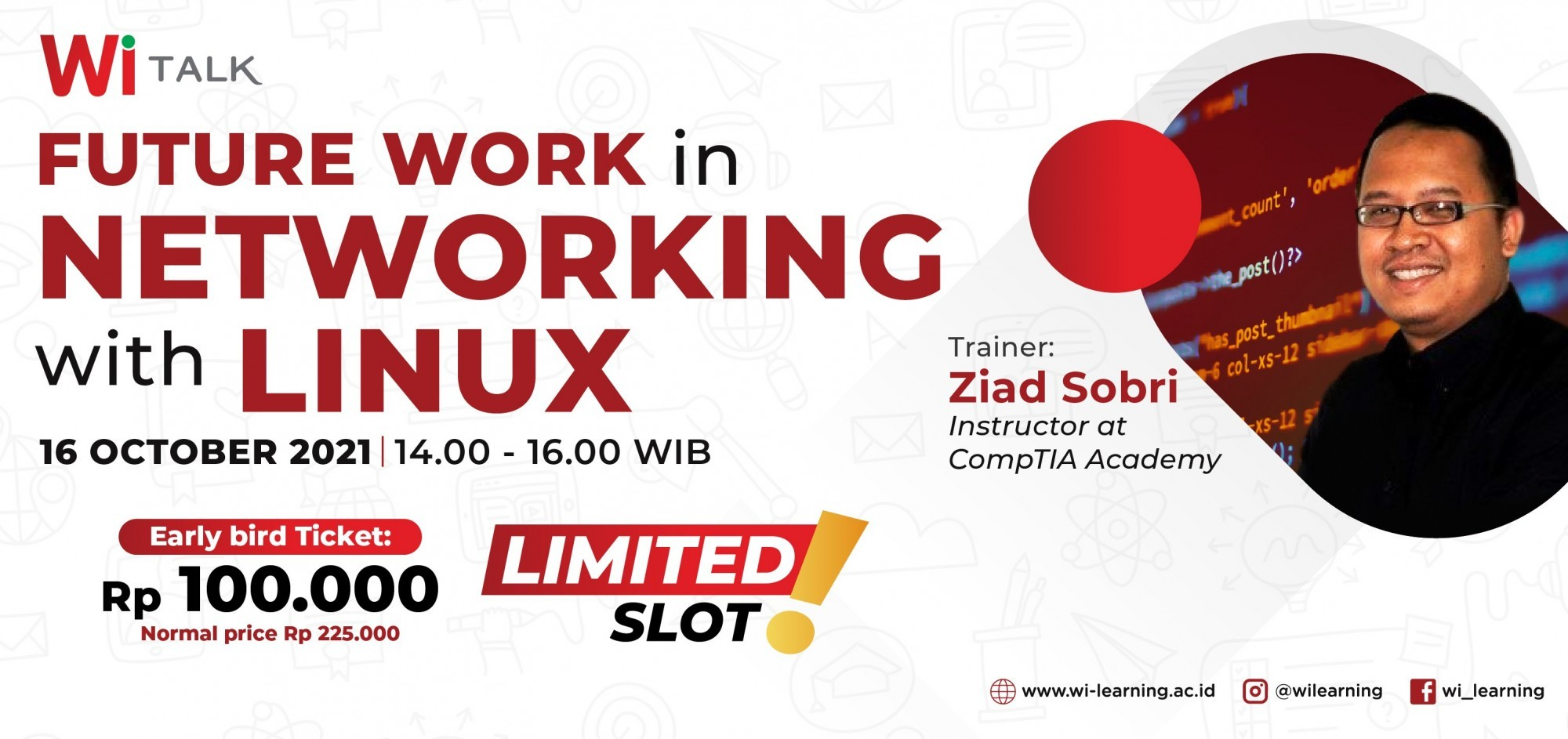 Wi Talk: Future Work in Networking with Linux