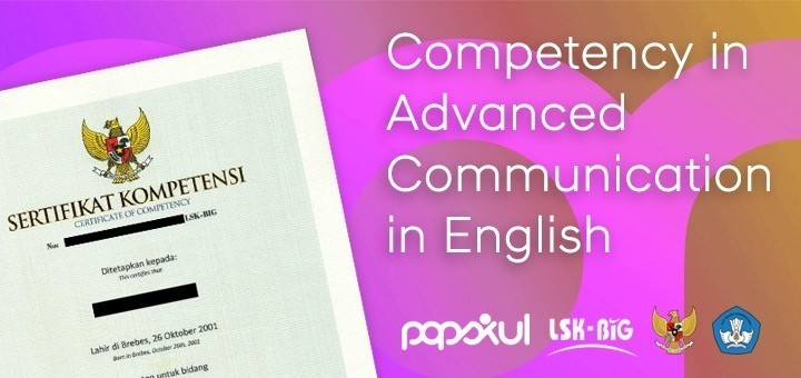 Advanced Communication in English [ACE] Certification