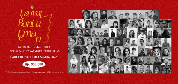 SEMUA HARI Festival Bantu Teman
