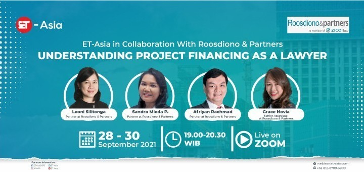 [ET-Asia] Understanding Project Financing as a Lawyer