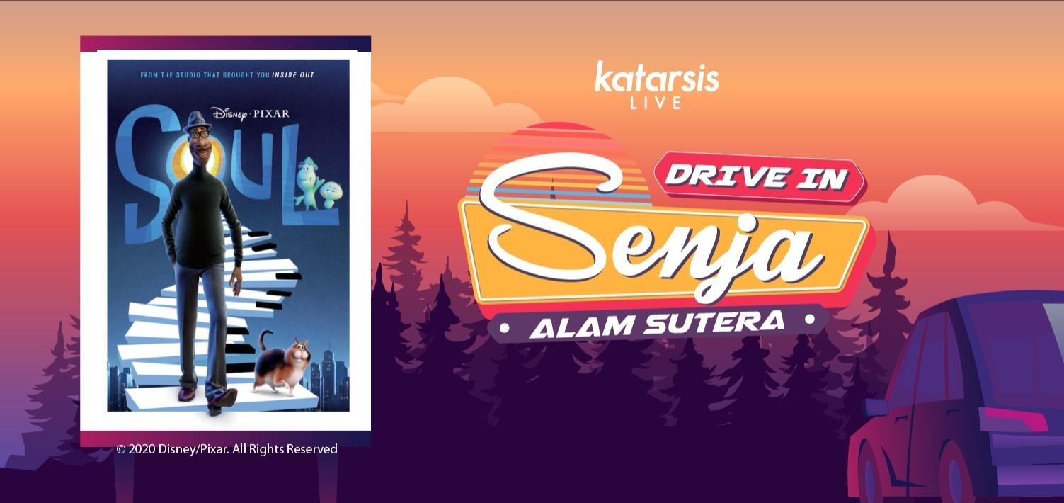 Drive-In Senja Alam Sutera: Soul