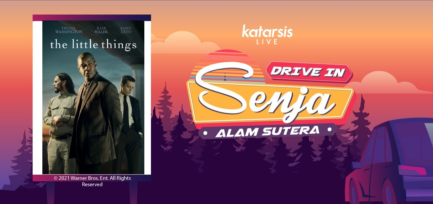 Drive-In Senja Alam Sutera: The Little Things