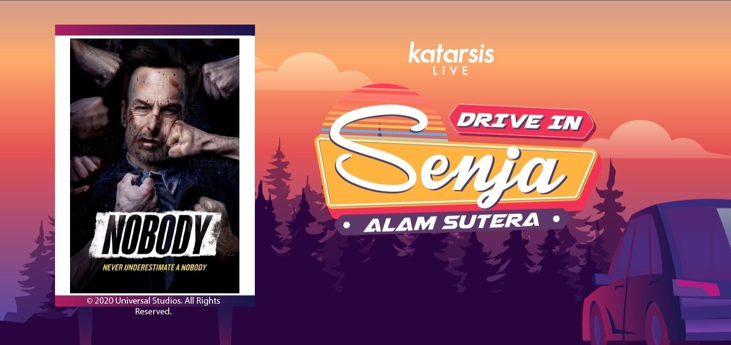 Drive-In Senja Alam Sutera: Nobody