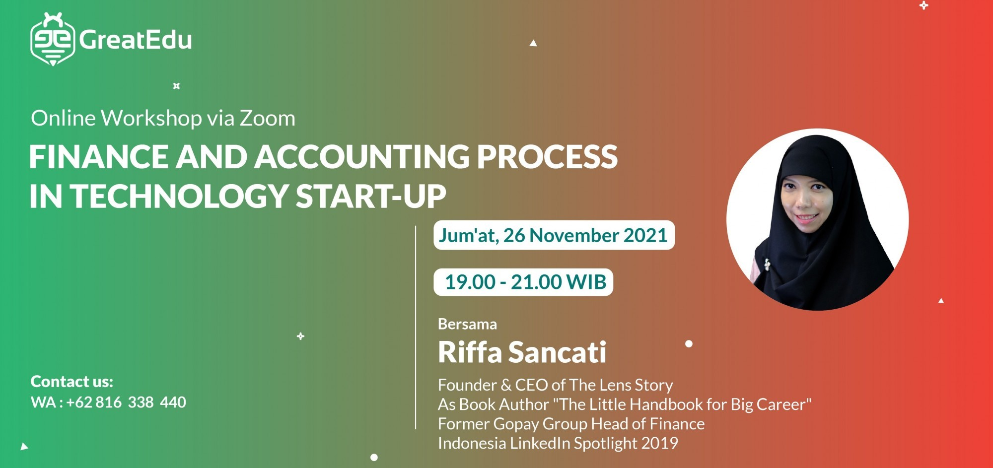 Finance and Accounting Process in Technology Start-up