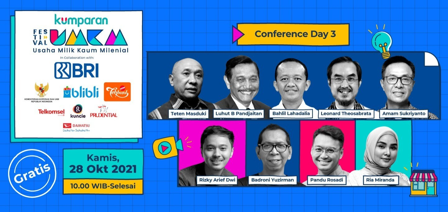 [Festival UMKM] Conference Day 3