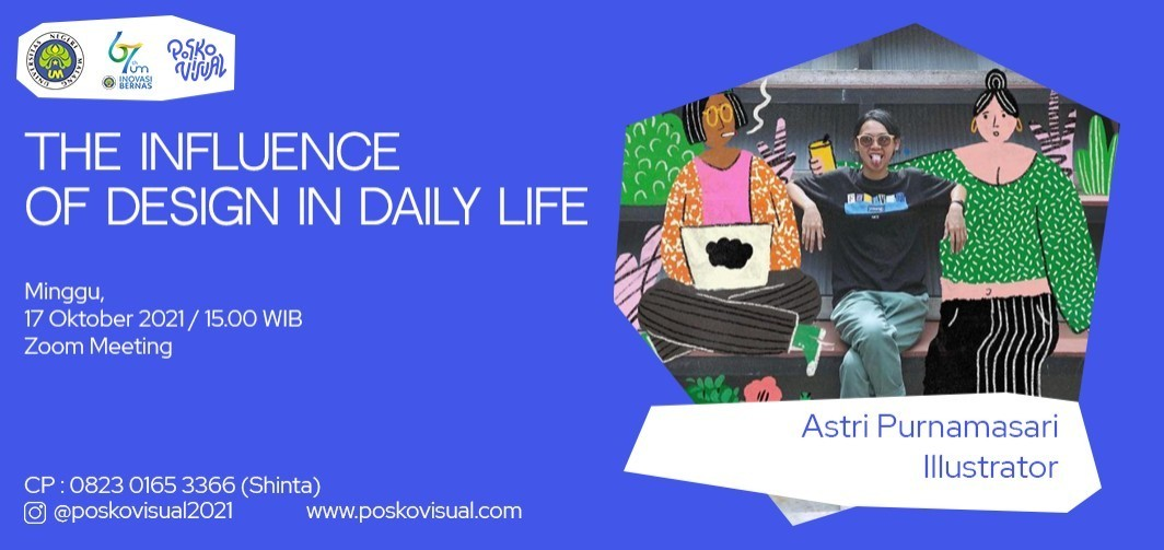Webinar: The Influence of Design in Daily Life