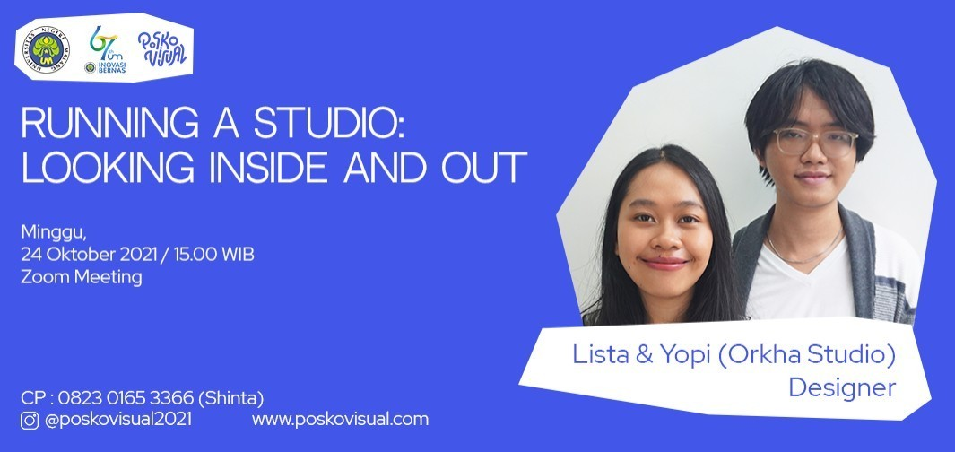 Webinar: Running a Studio Looking Inside and Out