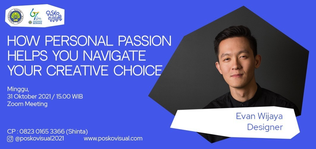 Webinar: How Personal Passion Helps You Navigate Your Creative Choice