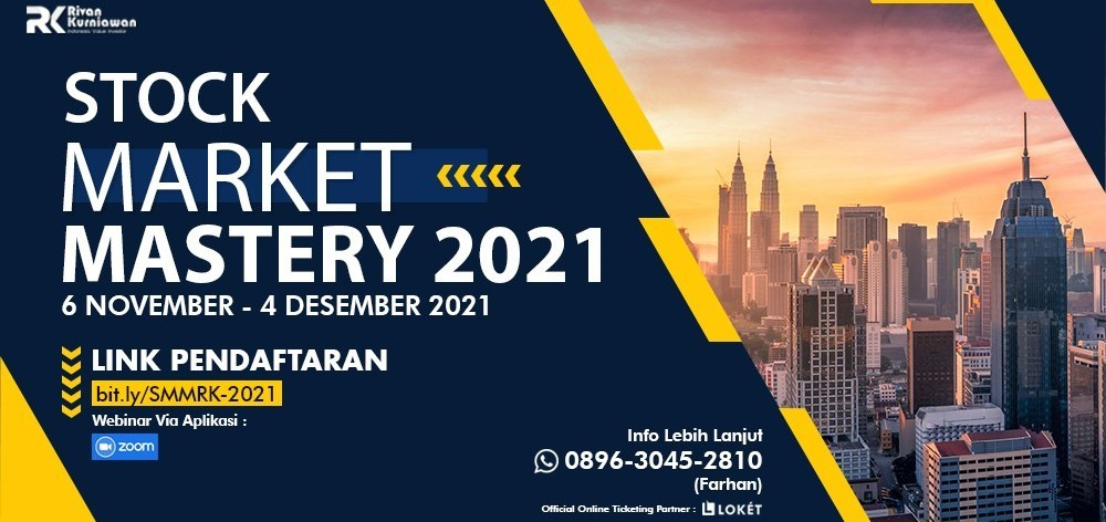 Stock Market Mastery by RK (Nov - Des 2021) - Weekly Session