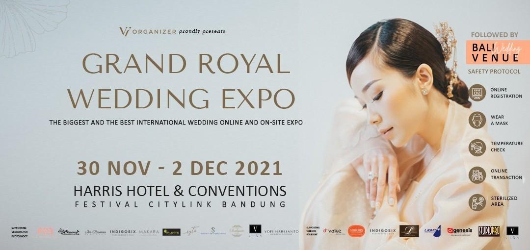 Grand Royal Wedding Expo 2021