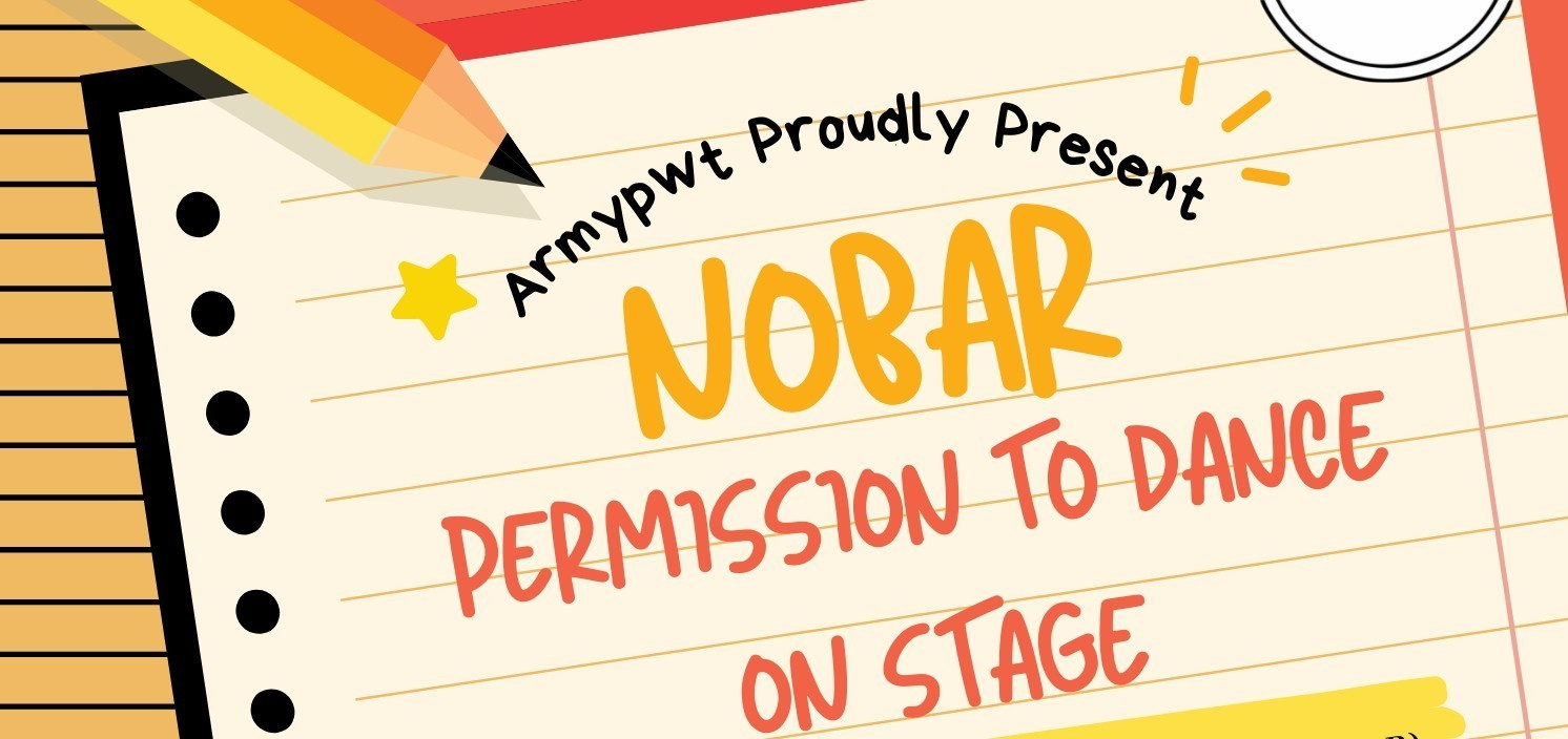 Permission To Dance On Stage
