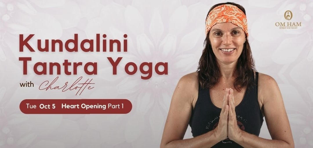 Heart Opening Yoga with Charlotte (Part 1)