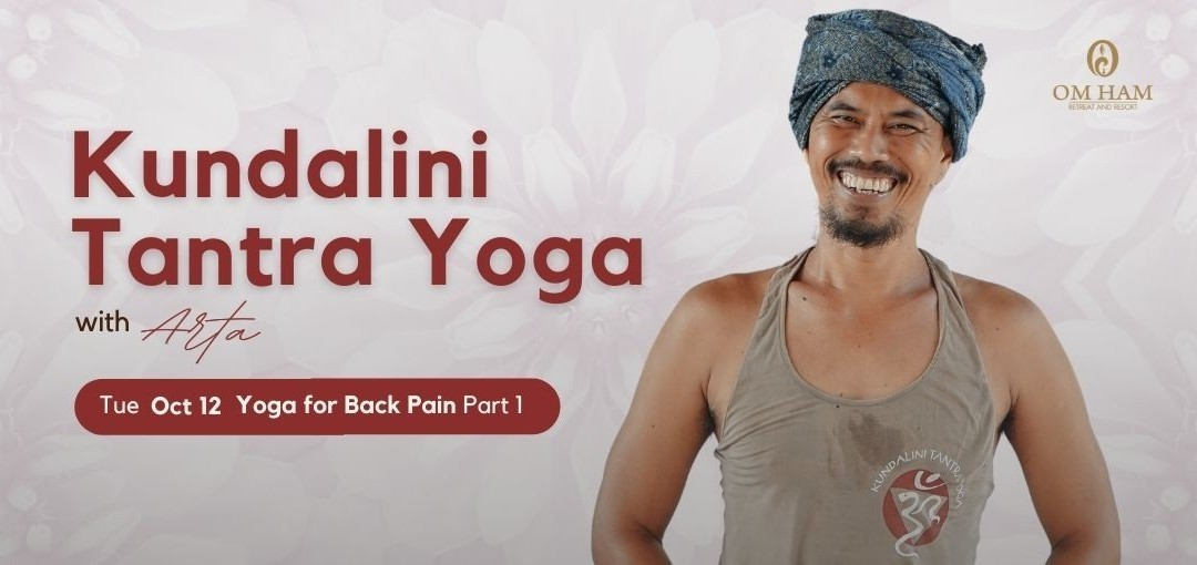 Yoga for Back Pain with Arta (Part 1)