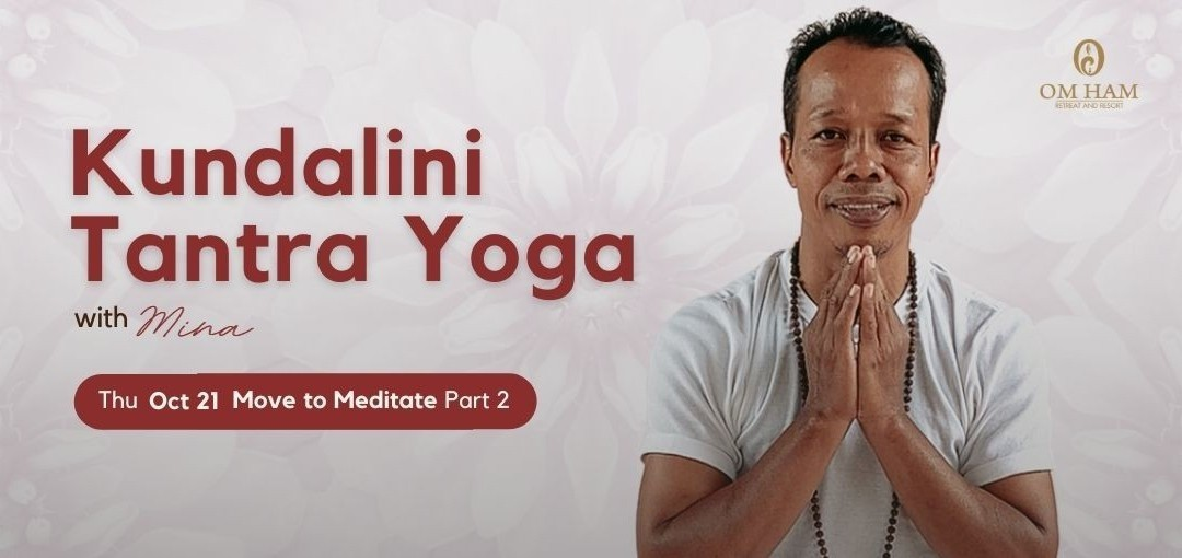 Move to Meditate with Mina (Part 2)