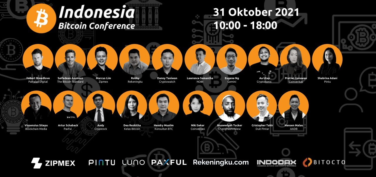 Indonesia Bitcoin Conference 2021