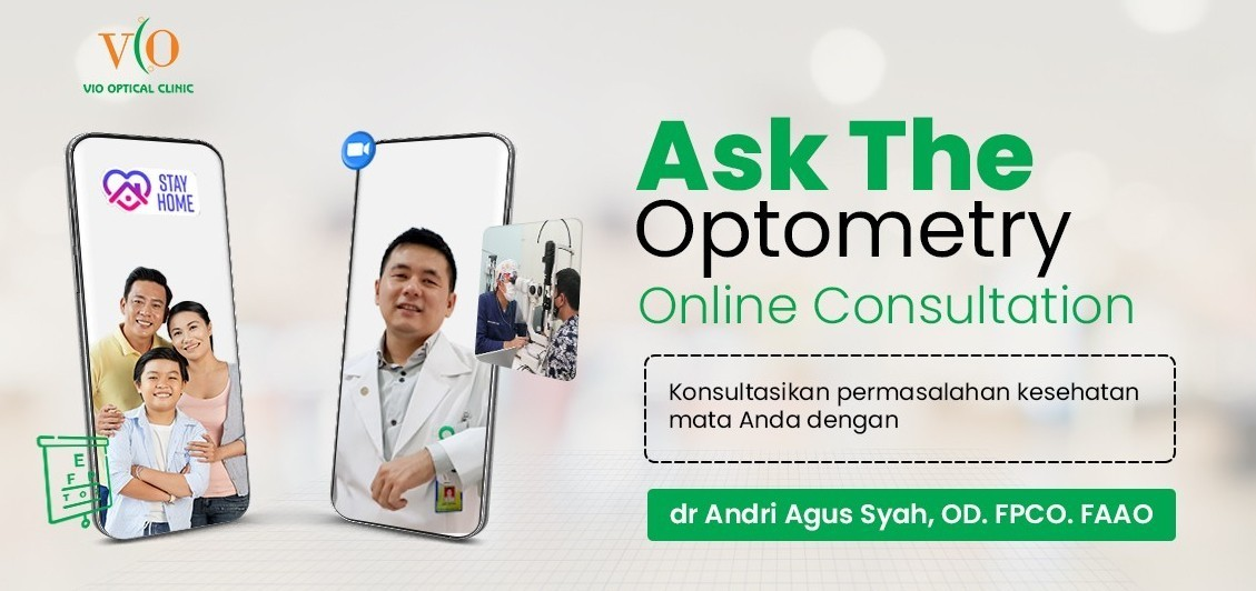 Ask The Optometry (Online Consultations) VIO Optical Clinic Oct 21