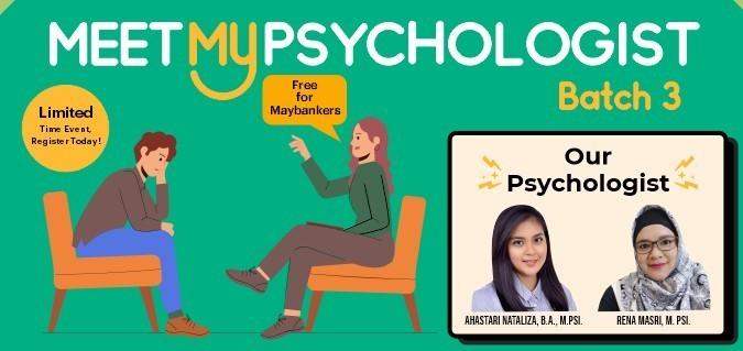 Meet My Psychologist Batch 3