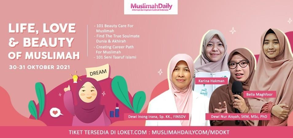 Life, Love, & Beauty of Muslimah