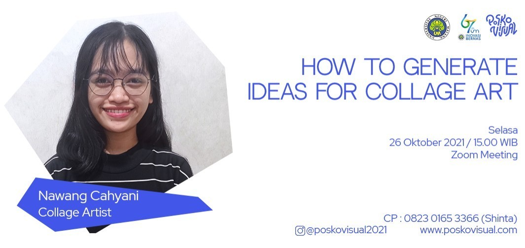 Webinar: How to Generate Ideas for Collage Art