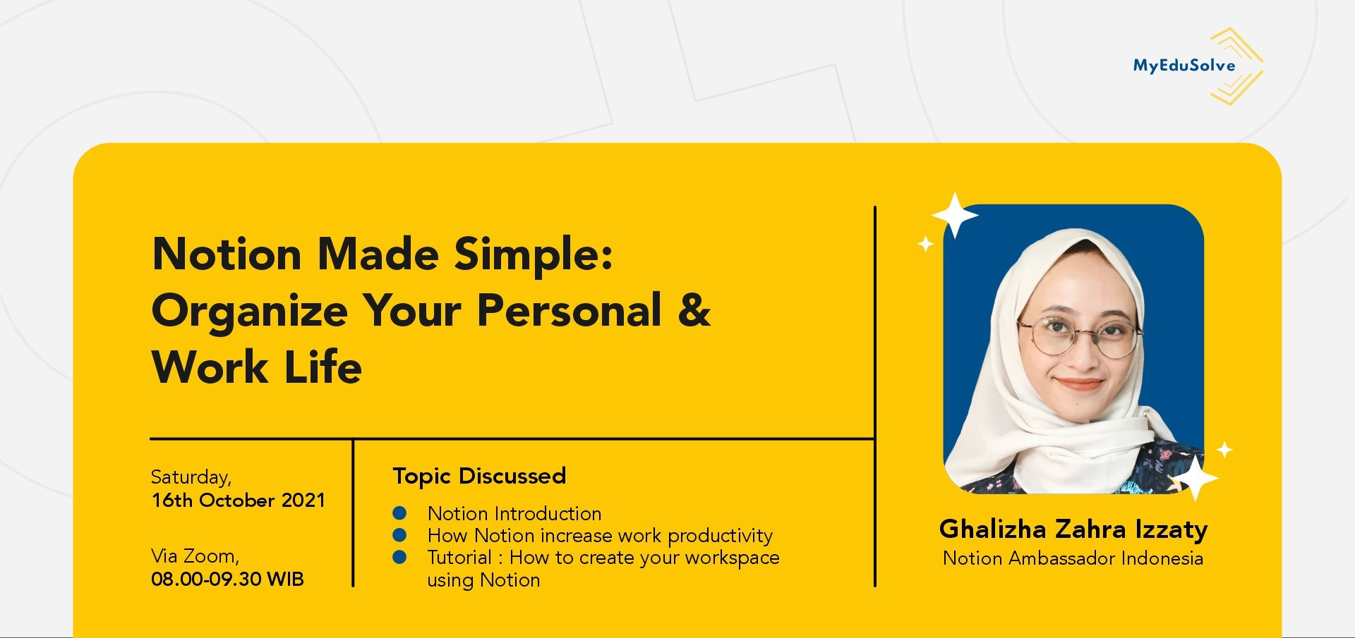 Notion Made Simple: Organize Your Personal & Work Life