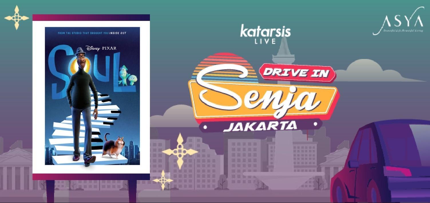 Drive-In Senja Jakarta: Soul
