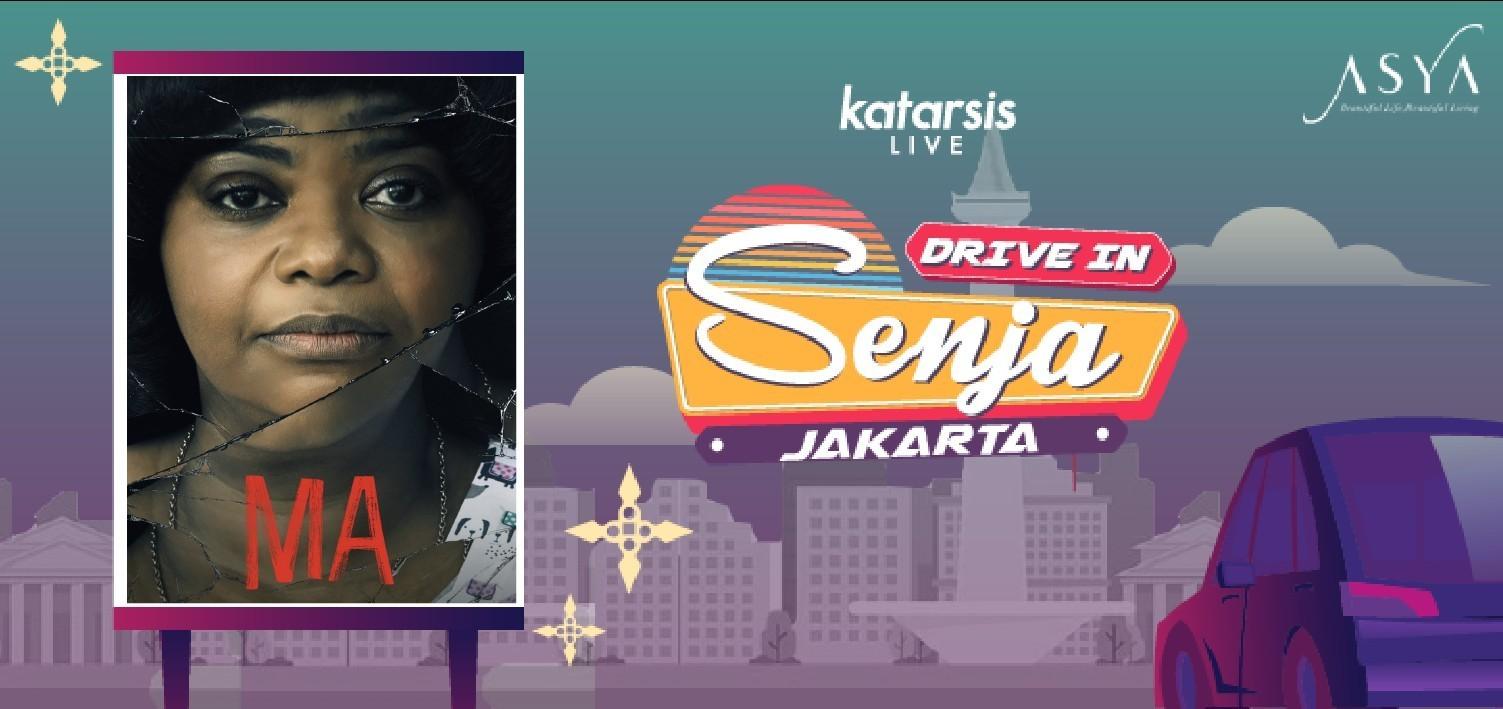 Drive-In Senja Jakarta: MA