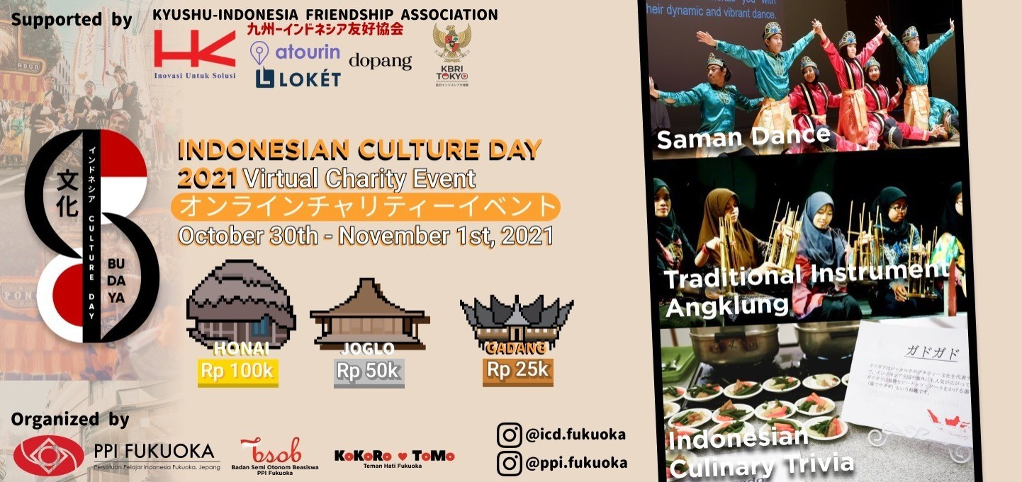Indonesia Culture Day (ICD) 2021