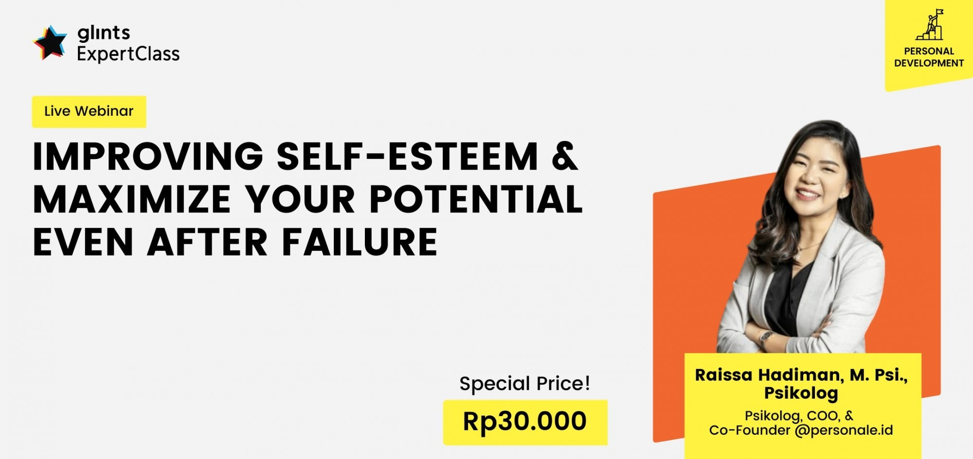 Improving Self-Esteem and Maximize Your Potential Even After Failure