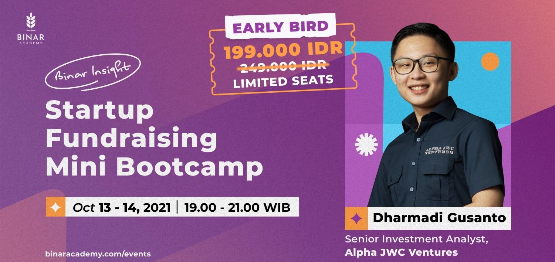 Binar Insight: Startup Fundraising Mini Bootcamp