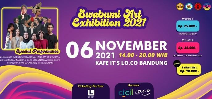Swabumi Art Exhibition 2021