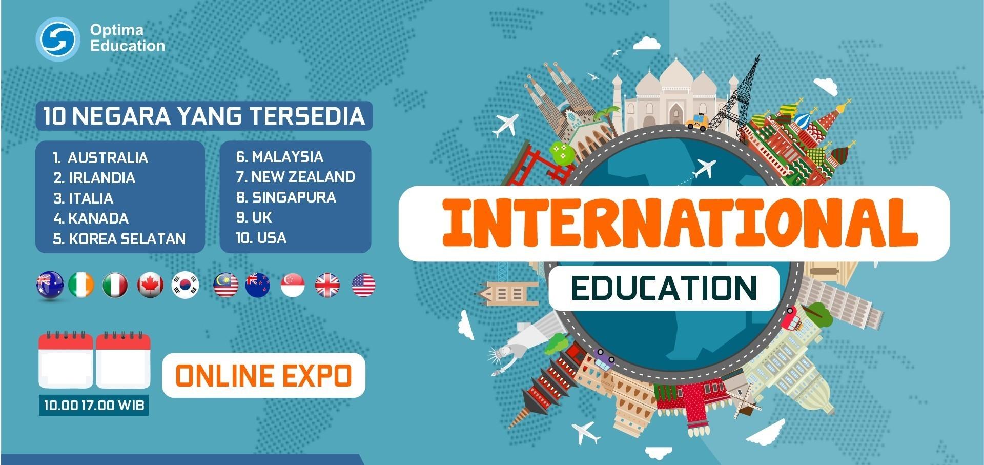 International Education Expo 2021