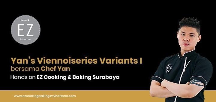 EZ Cooking Baking - Yan's Viennoiseries Variant I