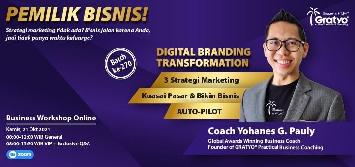 3 Strategi Marketing Kuasai Pasar & Bikin Bisnis AUTO-PILOT