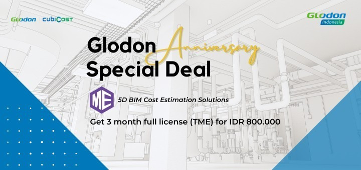 Glodon Anniversary Special Deal (TME)