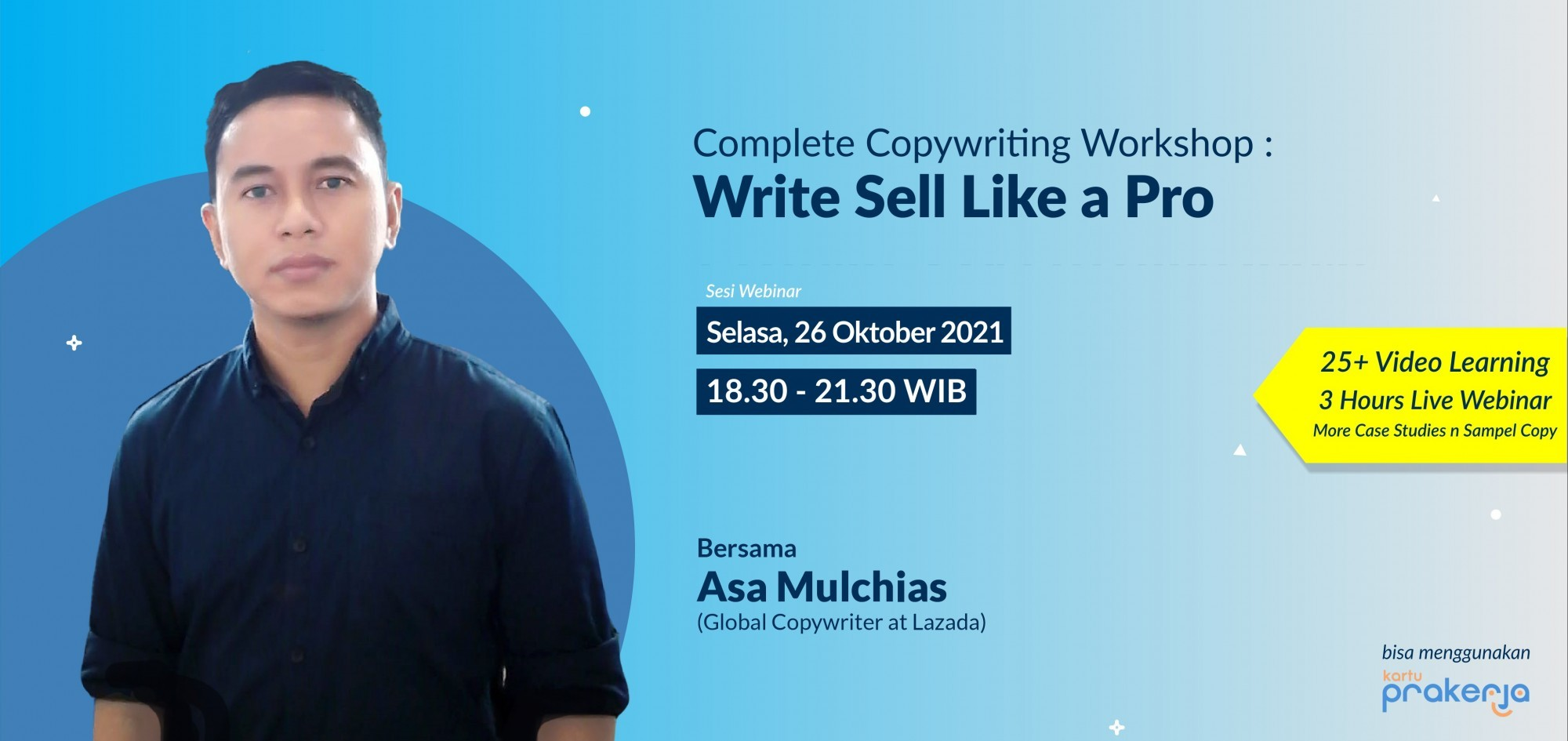 Complete Copywriting Workshop: Write Sell Like a Pro