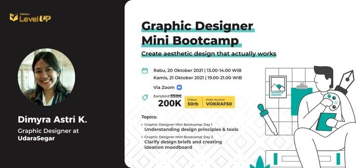 Graphic Designer Mini Bootcamp