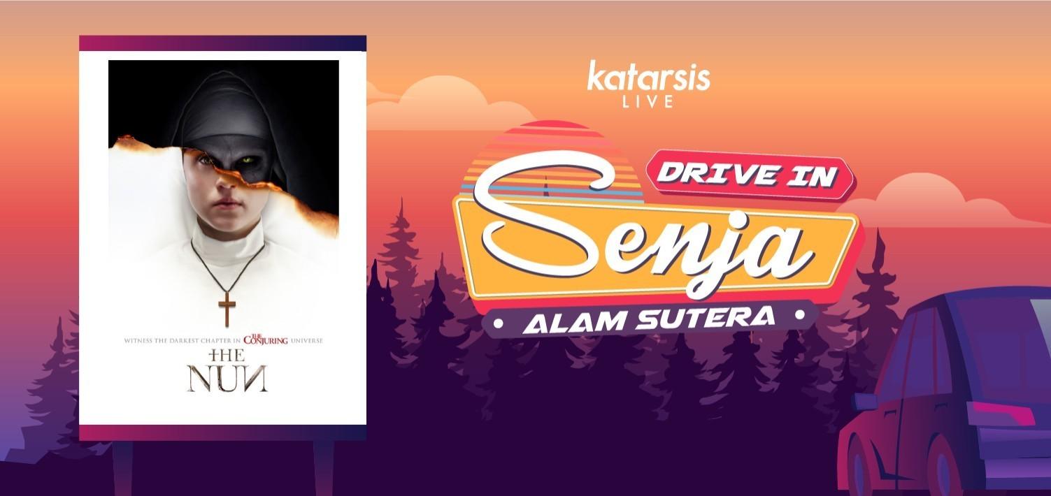 Drive-In Senja Alam Sutera: The Nun