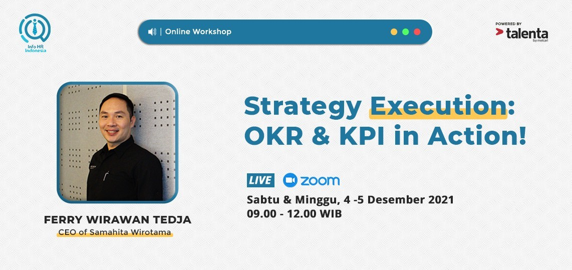 Strategy Execution: OKR & KPI in Action!