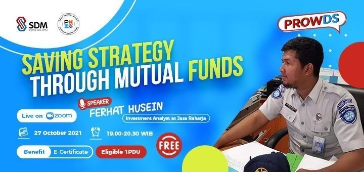 Saving Strategy through Mutual Funds